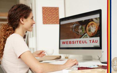Website gratuit pentru firmele românești